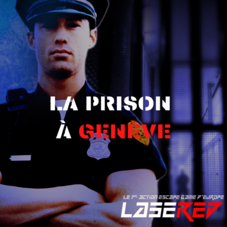 Lasered Escape Game Laser Game Genève
