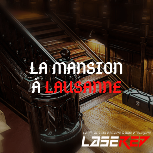 Lasered Escape Game Laser Game Lausanne
